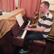 Salford Cathedral Church Organist