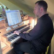 Anthony Hunt Church Organist