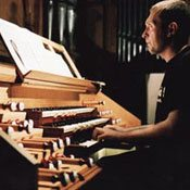 Church organist for hire